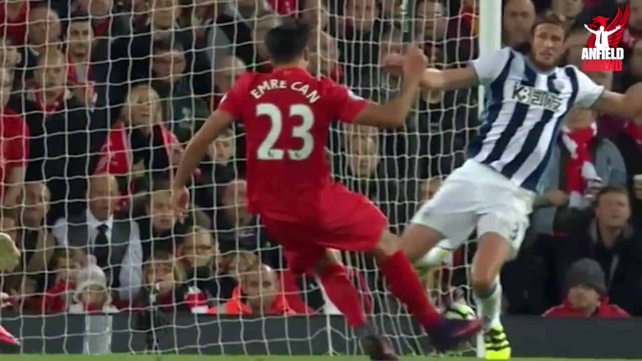 Liverpool – West Bromwich Albion (2:3)