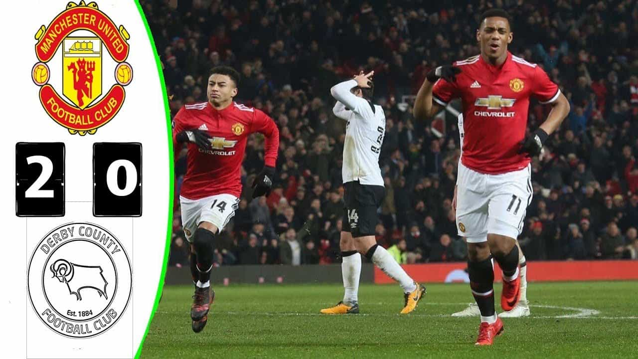 Manchester United – Derby County (2:0)