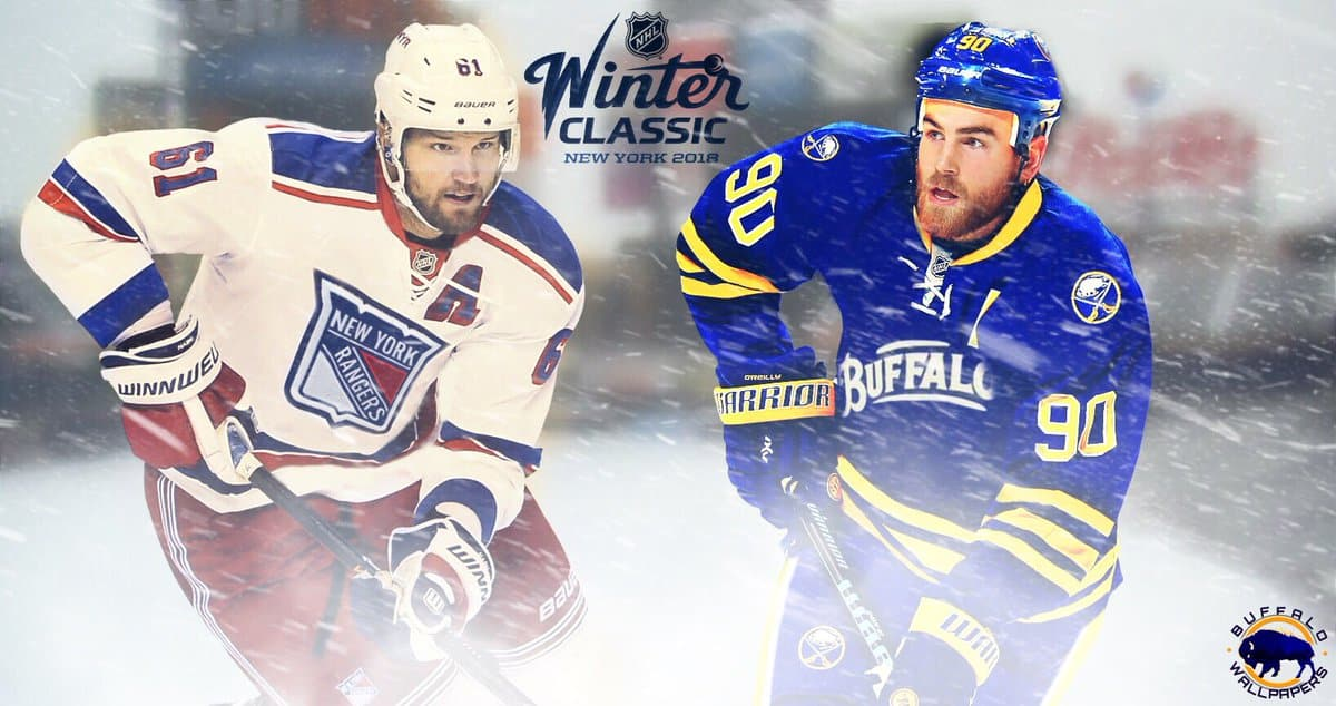 Winter Classic 2018 video highlights