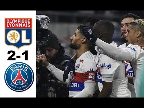 Olympique Lyon – Paríž Saint-Germain (2:1)