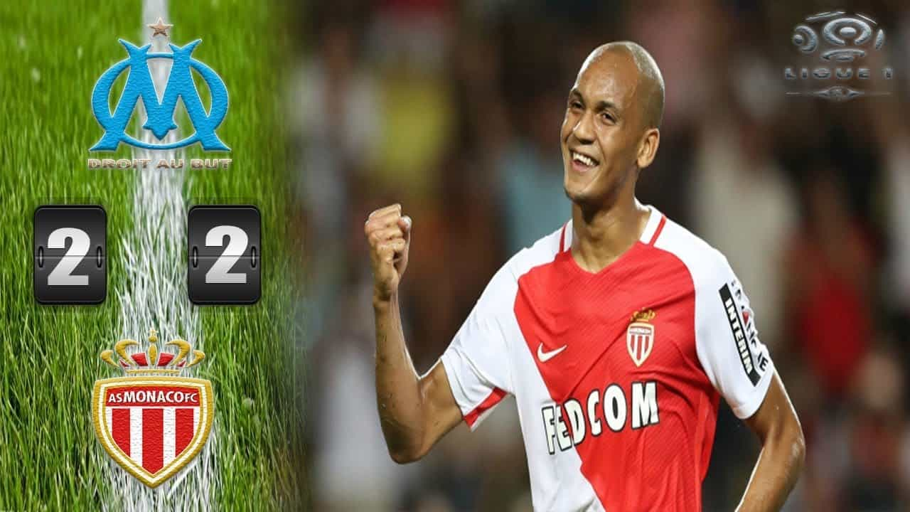 Olympique Marseille – AS Monaco (2:2)