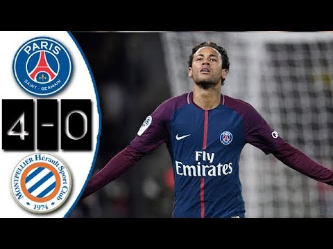 Paríž Saint-Germain – HSC Montpellier (4:0)