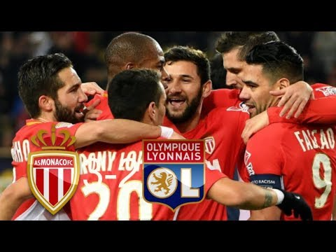 AS Monaco – Olympique Lyon (3:2)