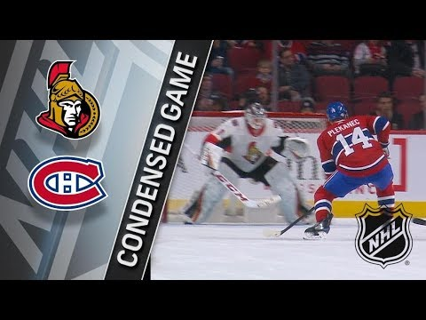 Montreal Canadiens – Ottawa Senators (4:1)