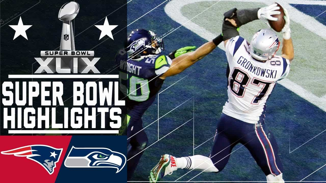 Super Bowl 2015: New England Patriots – Seattle Seahawks