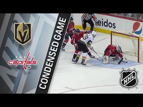 Washington Capitals – Vegas Golden Knights (3:4)