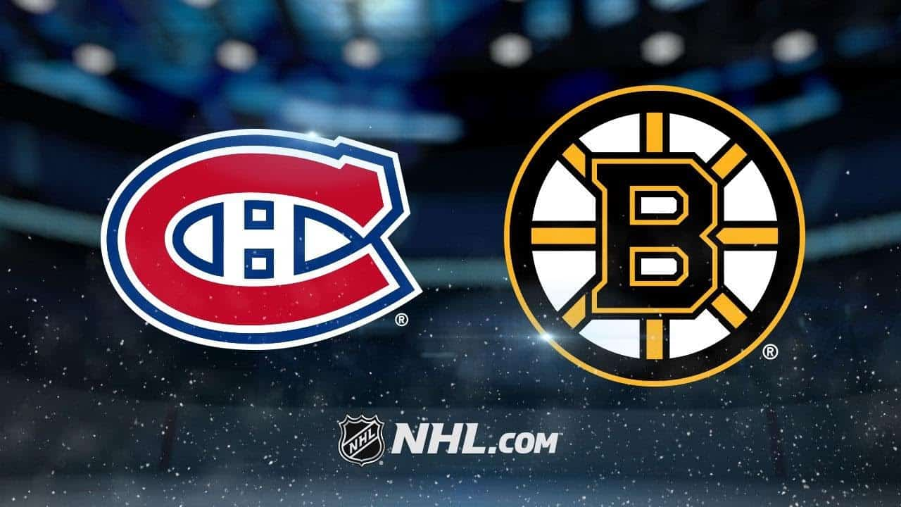 Boston Bruins – Montreal Canadiens (2:1 pp)