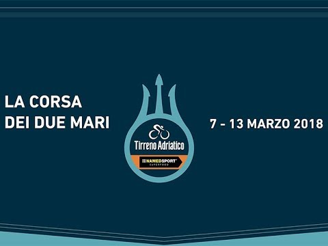 Tirreno – Adriatico 2018: Program, etapy a výsledky (Peter Sagan)