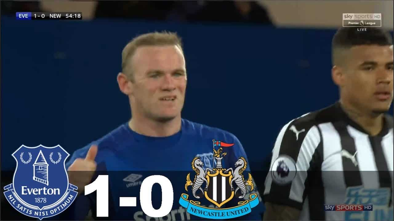 Everton – Newcastle United (1:0)