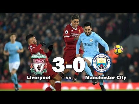 FC Liverpool – Manchester City (3:0)