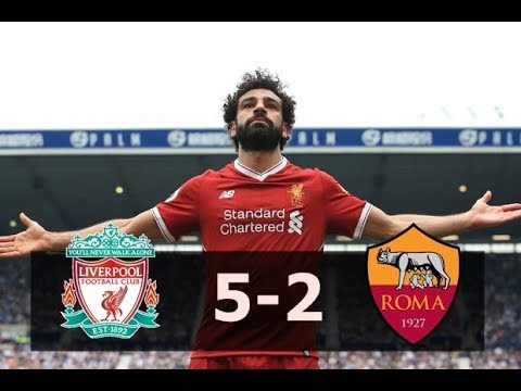 Liverpool – AS Rím (5:2)