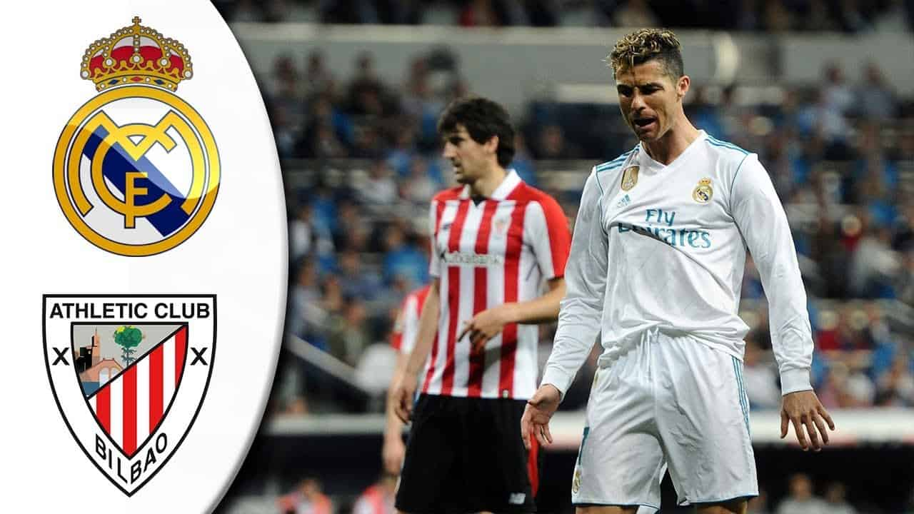 Real Madrid – Athletic Club Bilbao (1:1)