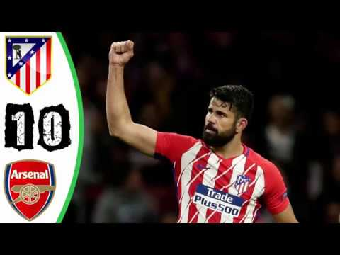 Atlético Madrid – Arsenal (1:0)