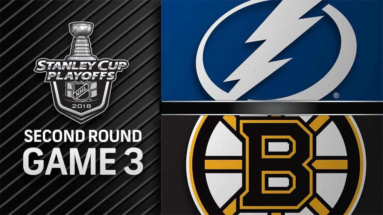 Boston Bruins – Tampa Bay Lightning (1:4)