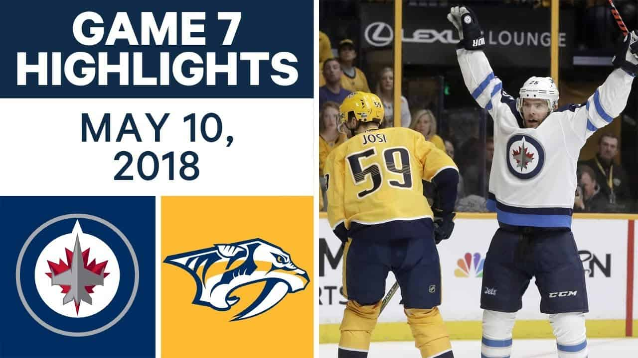 Nashville Predators – Winnipeg Jets
