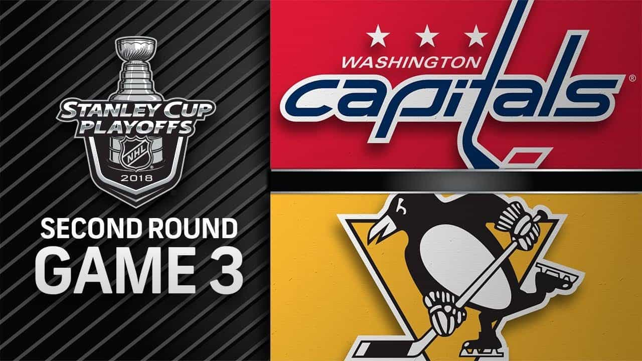 Pittsburgh Penguins – Washington Capitals (3:4)