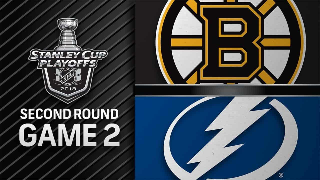 Tampa Bay Lightning – Boston Bruins (4;2)