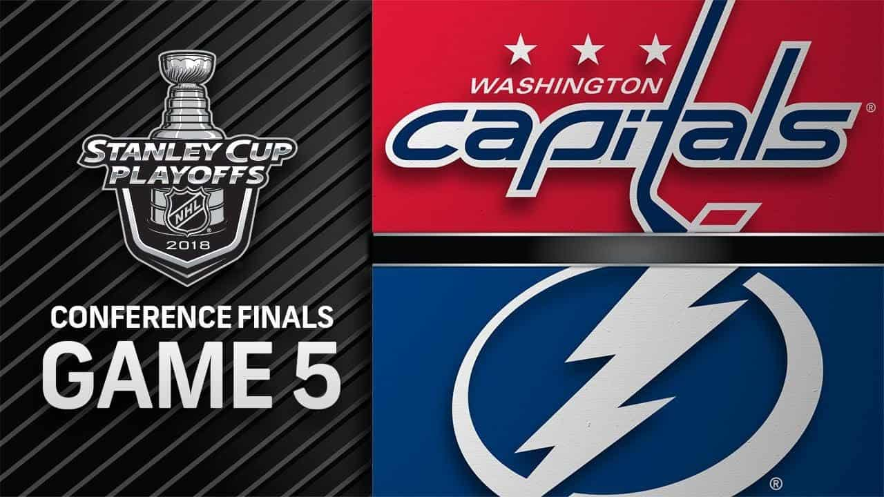Tampa Bay Lightning – Washington Capitals (3:1)
