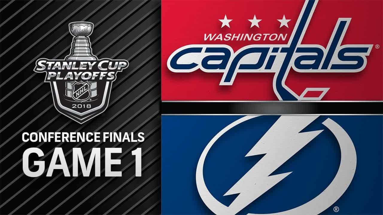 Tampa Bay Lightning – Washington Capitals (2:4)