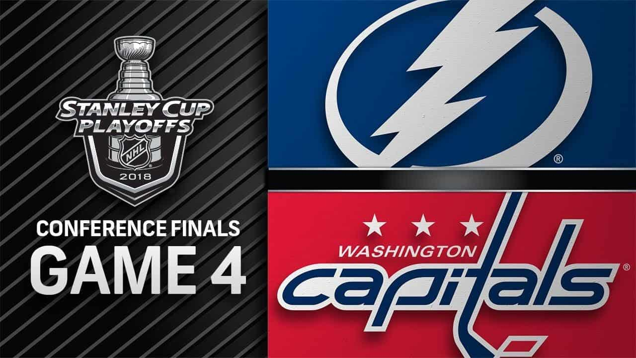 Washington Capitals – Tampa Bay Lightning (2:4)
