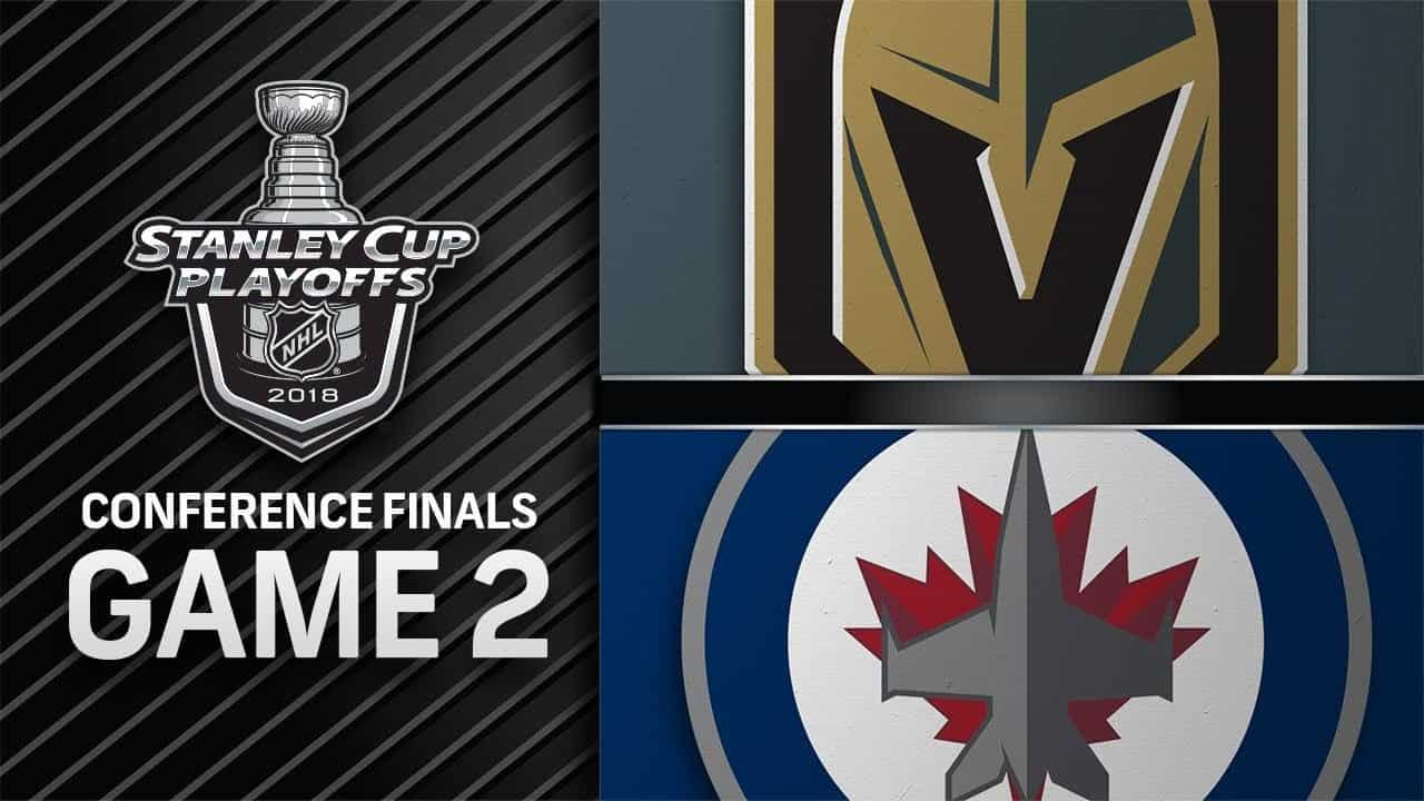 Winnipeg Jets – Vegas Golden Knights (1:3)