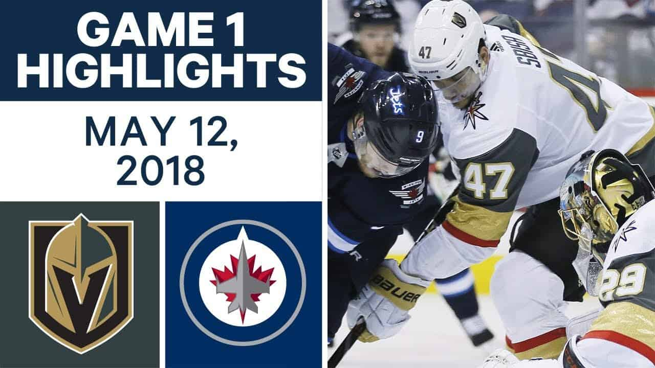Winnipeg Jets – Vegas Golden Knights (4:2)