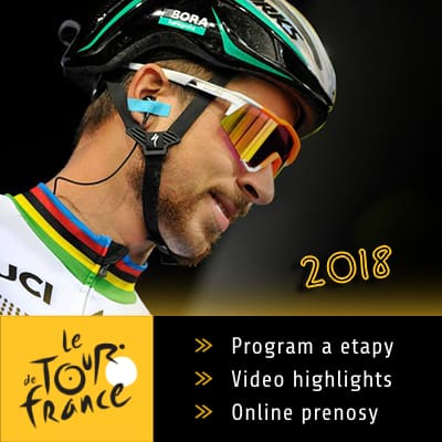 Peter Sagan na Tour de France 2018